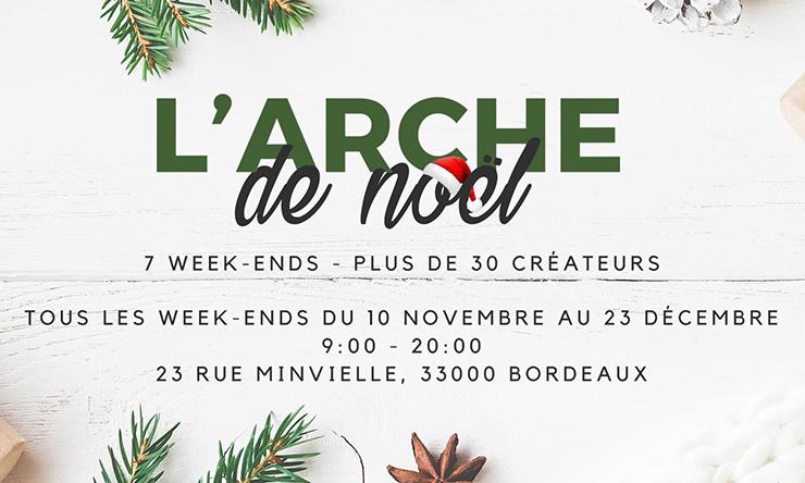 Noël, Sortir à Bordeaux