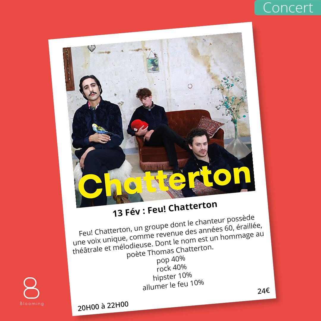 Sortir à Bordeaux concert