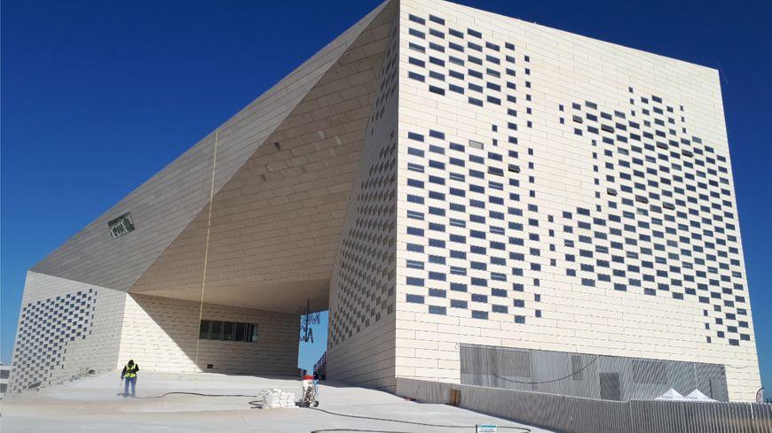 L'étonnant Bâtiment De La MECA : Futur Temple De La Culture